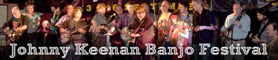 johnny keenan banjo festival