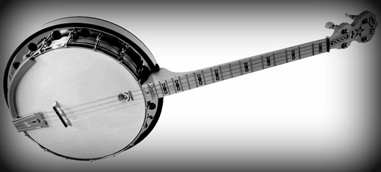 Erin Doolin Special Banjo