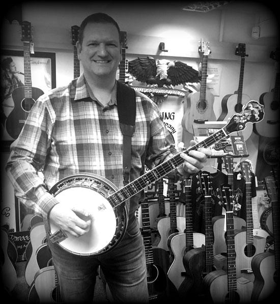 Banjo 11 Matt Chaffer